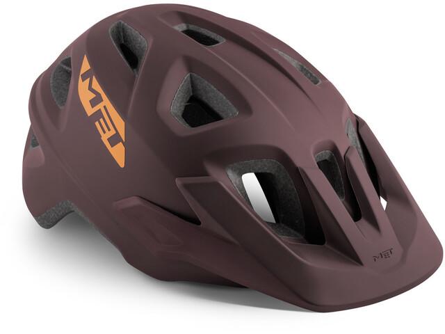 MET Echo Helm burgundy